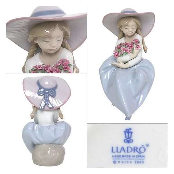 リヤドロ 人形 LLADRO カーネーション・ブーケ 7215 daily-3 03