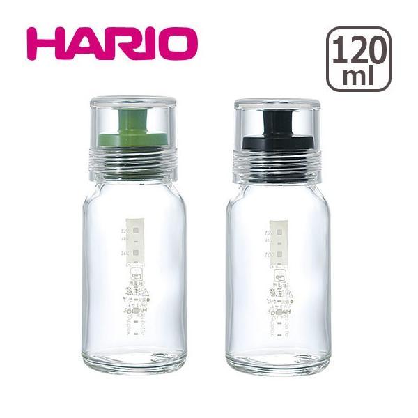 HARIO(ハリオ)ドレッシングボトルスリム 120ml|daily-3