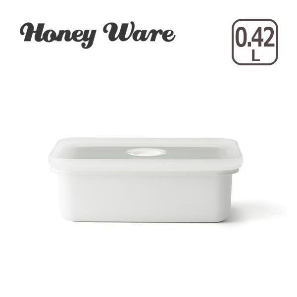 Honey Ware(ハニーウェア)バターケース200 N-200 富士ホーロー