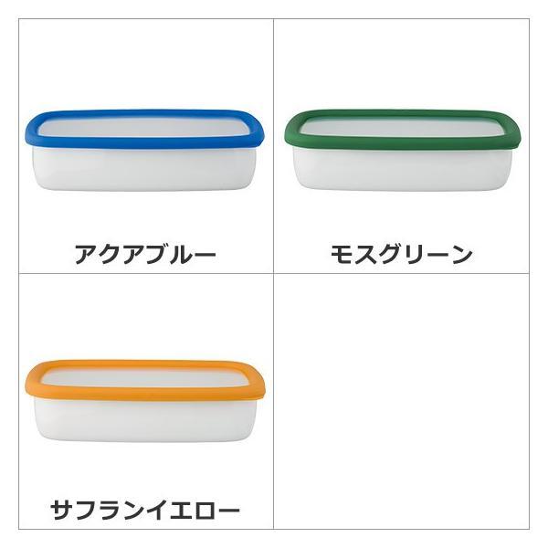 Honey Ware(ハニーウェア)Konte 浅型角容器 M|daily-3|03