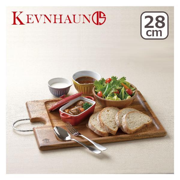 ケヴンハウンな木製(アカシア) カッティングボード&モーニングトレイ 122 L KEVNHAUN daily-3