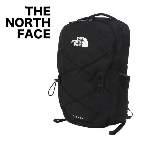 ノースフェイス リュック THE NORTH FACE JESTER(ジェスター) BLACK 26L PC収納 バッグ バックパック メンズ レディース 黒 daily-3