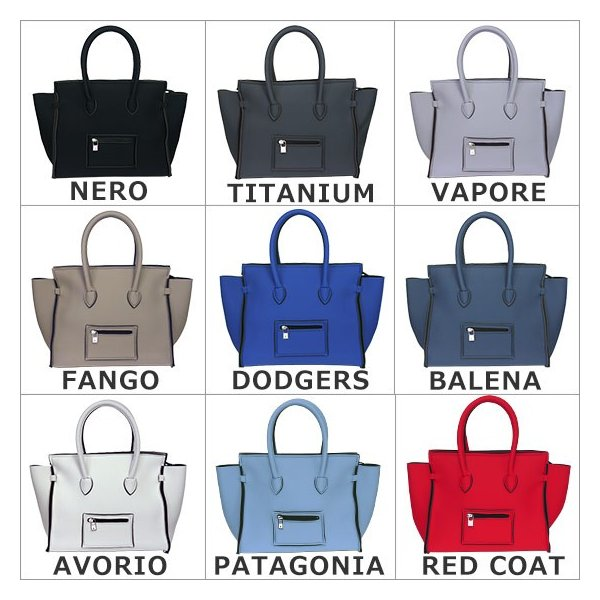 SAVE MY BAG セーブマイバッグ ポルトフィーノ Mサイズ ハンドバッグ 2129N 選べるカラー|daily-3|08