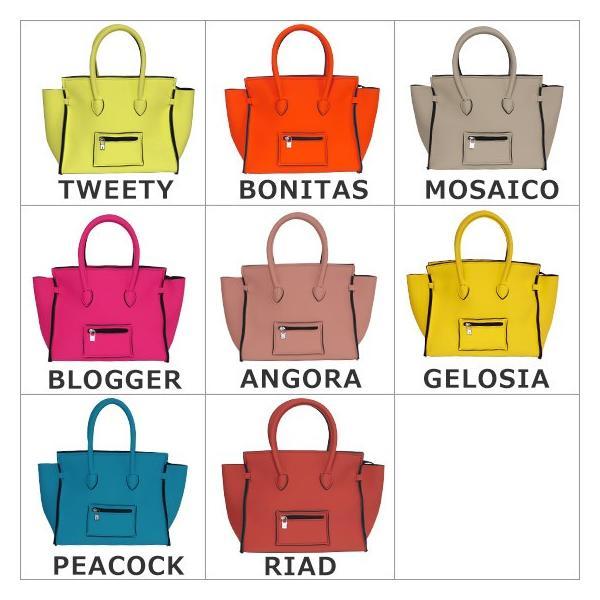 SAVE MY BAG セーブマイバッグ ポルトフィーノ Mサイズ ハンドバッグ 2129N 選べるカラー|daily-3|09