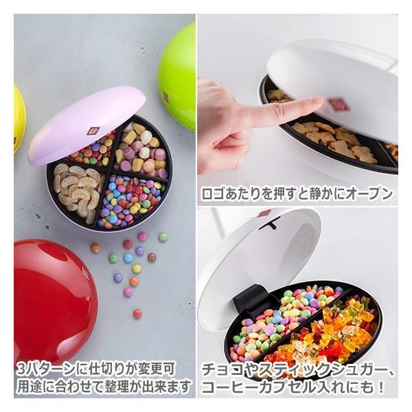 ウエスコ チョコレート&キャンディーボックス peppy can 選べるカラー ストレージボックス|daily-3|02