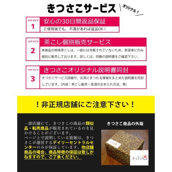 急須 常滑焼 朱 朱泥 深蒸し ステンレス 茶こし 300ml 日本製 きつさこ|daily-central|08