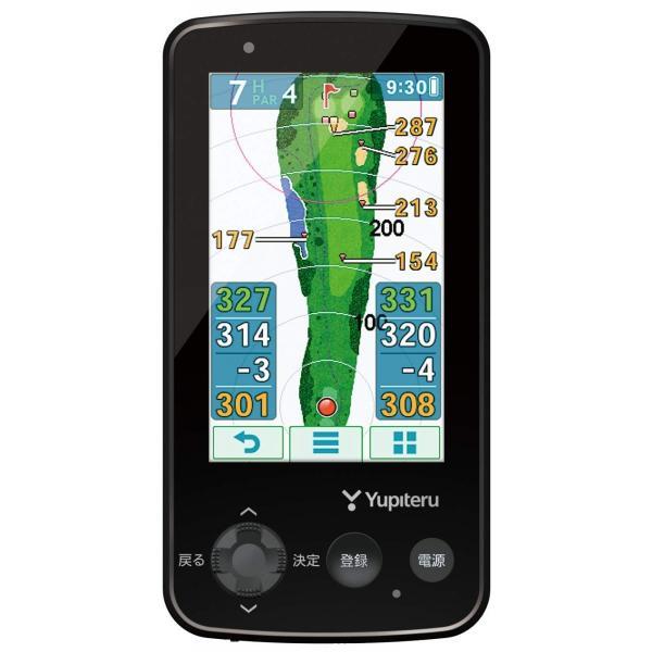ユピテル(YUPITERU) Yupiteru GOLF YGN6200  ディスプレイ:3.2インチTFT静電式タッチパネル|dailystep
