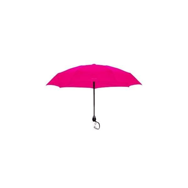 Davek Traveler New York ニューヨーク 高級雨傘 ピンク