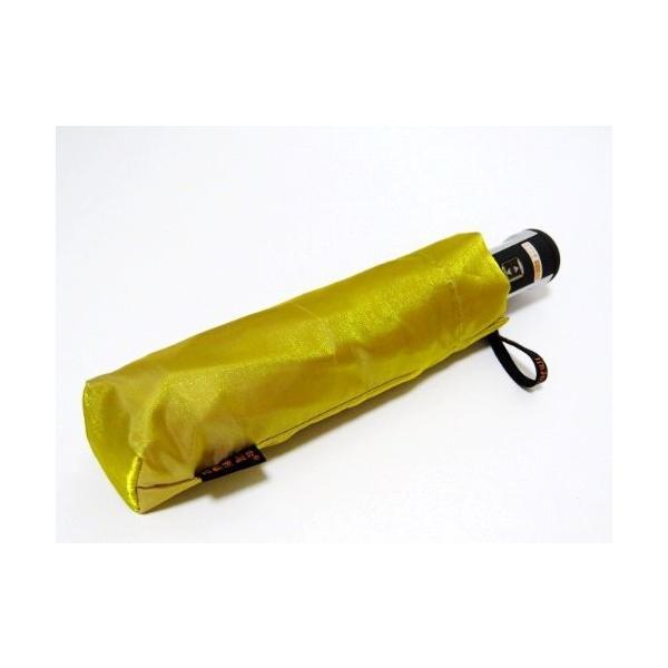 台湾 劉福記 手工傘 晴雨兼用 かさ 薄金色