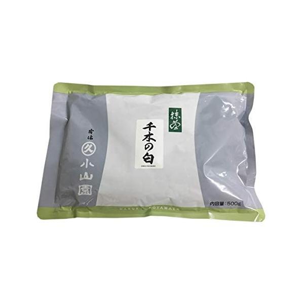 お薄茶に千木の白(ちぎのしろ)500g袋入り:丸久小山園の抹茶 daim-store 02