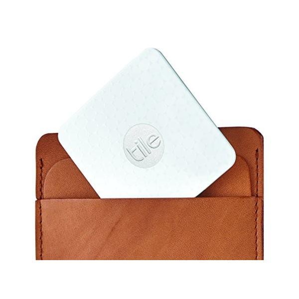 Tile Slim - Phone Finder. Wallet Finder. Item Finder - 1-Pack