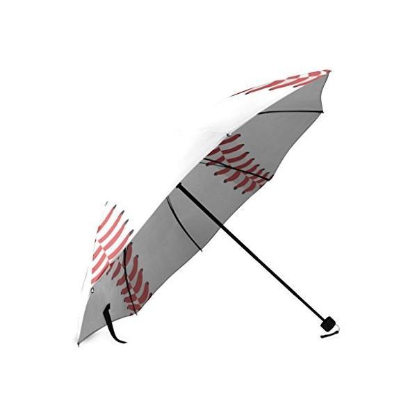 artsbabaコンパクト傘ソフトボール野球折りたたみ式雨傘防風