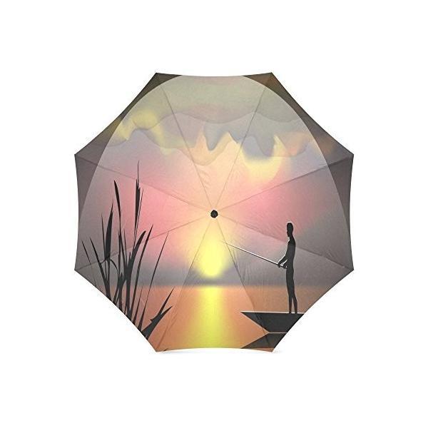 ZLF & # x306e ; Loveカスタマイズされた釣り折りたたみ式傘