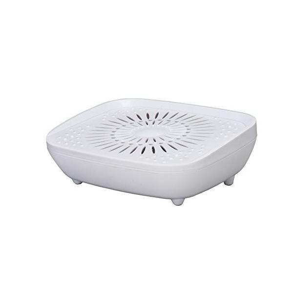 ROOMMATE 快適足元ファン 扇風機 涼しい風 暑さ対策 足下ファン デスクワーク 自宅用 節電 ホワイト EB-RM25G