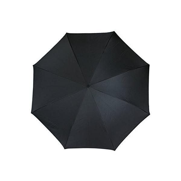 SUKAU 逆折り式傘 日傘 逆転傘 逆さ傘 花柄 パープル 長傘 自立傘 晴雨兼用 UVカット 遮光遮熱 撥水加工 耐風 手離れC型手元|daim-store|05