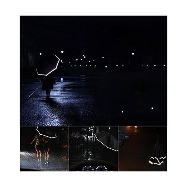 CKYHYC 逆さ傘 メープルリーフ 長傘 逆折り式傘 折りたたみ傘 逆転傘 手離れc型手元 耐風 撥水 車用 晴雨兼用 8本骨 梅雨対策