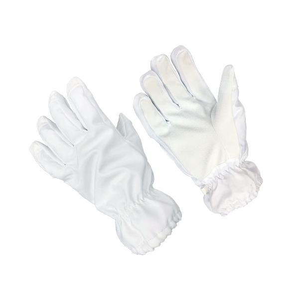 防水防寒手袋 74-25 白 富士手袋工業 警備 交通整理 ポスト投函送料 代引き不可