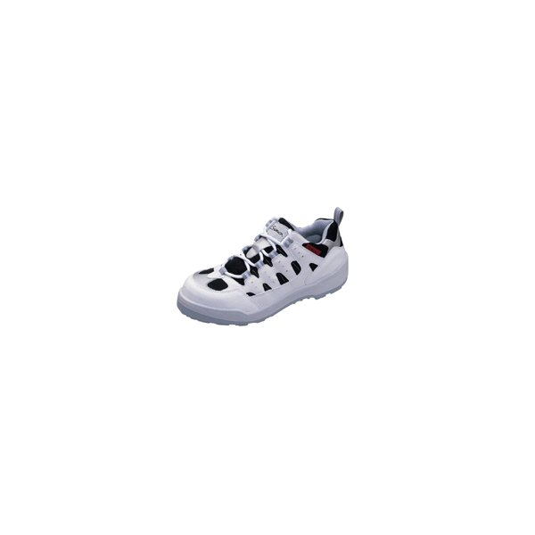 安全靴 シモン 8800白/黒 JSAA 29? 30cm 安全靴スニーカー simon