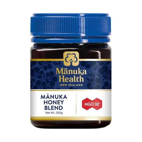富永貿易 マヌカヘルス MGO30 マヌカハニー ブレンド 250g ニュージーランド産 蜂蜜 ハチミツ【UR】 daishin-bussan3