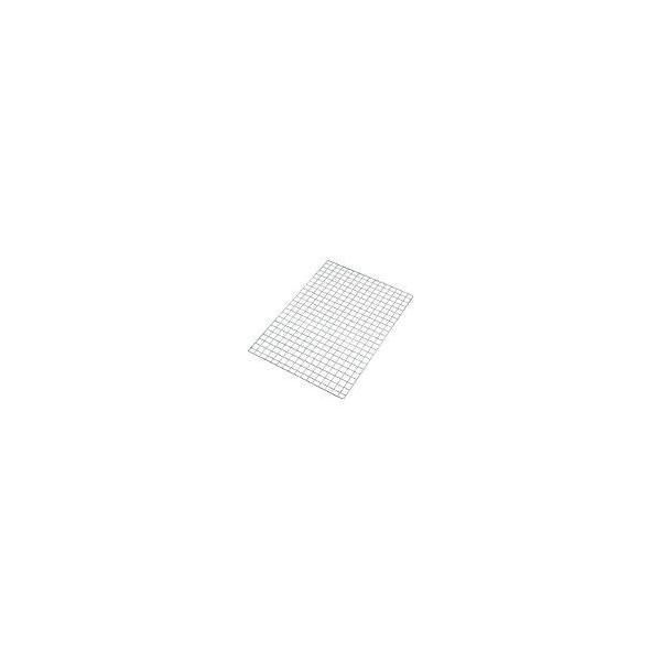 トラスコ中山 【個人宅不可】 スチール製メッシュラック用バックネット 1400X837 MES-S1490 [A170302]