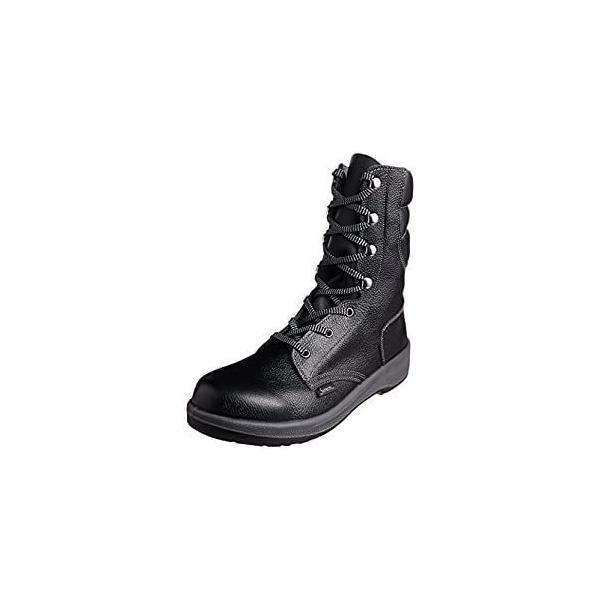 シモン 安全靴 長編上靴 7533黒 26.5cm 7533N-26.5 [A060420]