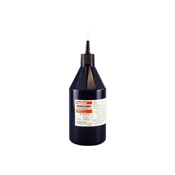 スリーボンド 中強度 嫌気性封着剤 高耐熱 TB1360 250G 赤色 TB1360AB [A210206]
