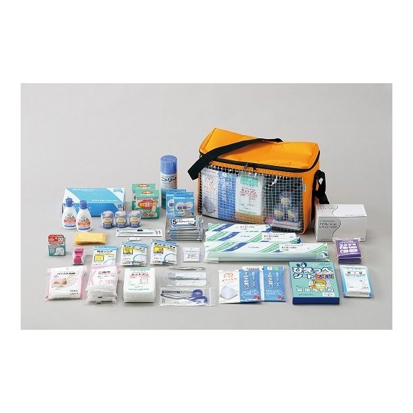 アズワン AS ONE 救急セット (20人用・ショルダータイプ) 8-7453-32 [A101205]