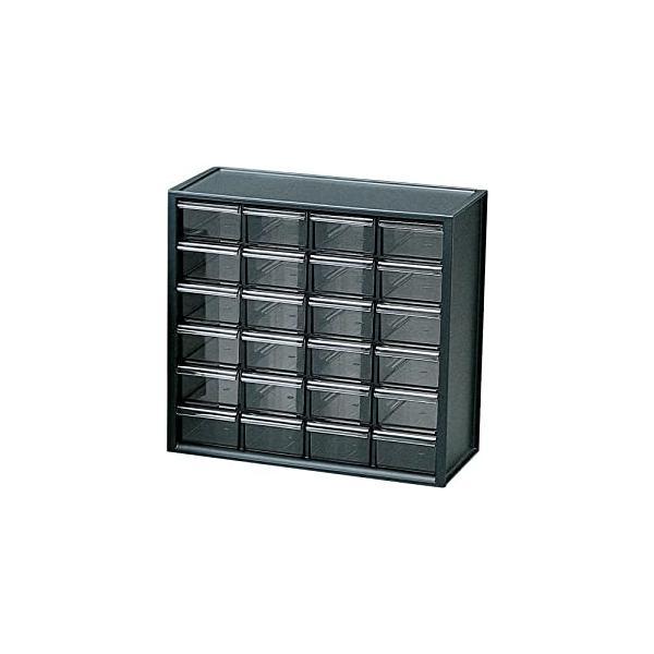 アイリスオーヤマ IRIS パーツキャビネット ブラック PC-310 [F010907]