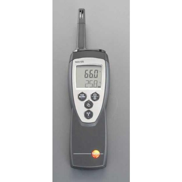 エスコ ESCO 温度・湿度計(デジタル) EA742DR [I110405]