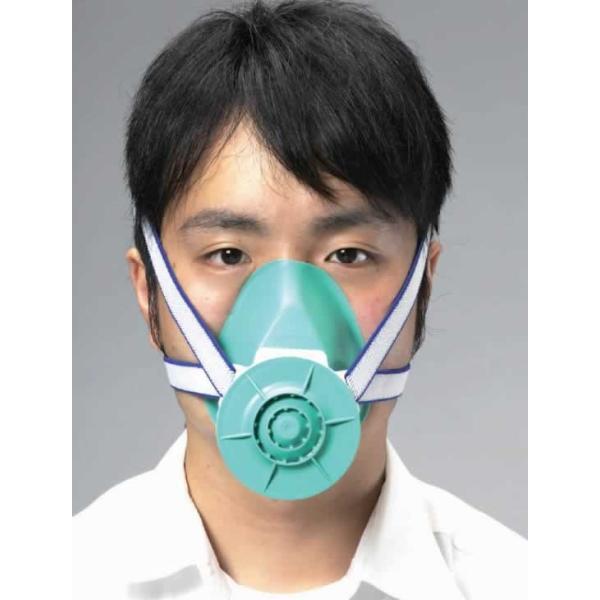 エスコ ESCO マスクフィルター(防塵用) EA800MA-12 [I260105]