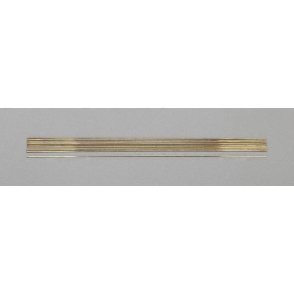 エスコ ESCO #4/0 糸鋸刃(彫金用/12本) EA522VE-3 [I050106]