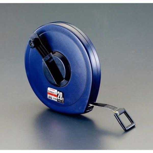 エスコ ESCO 13mmx 10m 巻 尺(ファイバーグラステープ) EA720JS-10 [I110809]