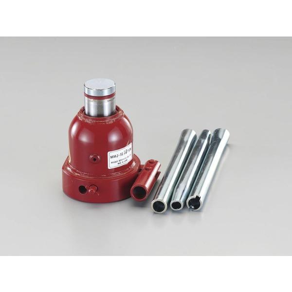 エスコ ESCO 5.0ton/ 85-125mm 油圧ジャッキ(超小型) EA993BM-5 [I060714]