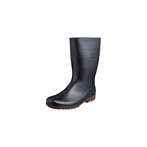 ミドリ安全 ミドリ安全 超耐滑長靴 NHG2000スーパー ブラック 23.5cm NHG2000SP-BK-23.5 [A060420]