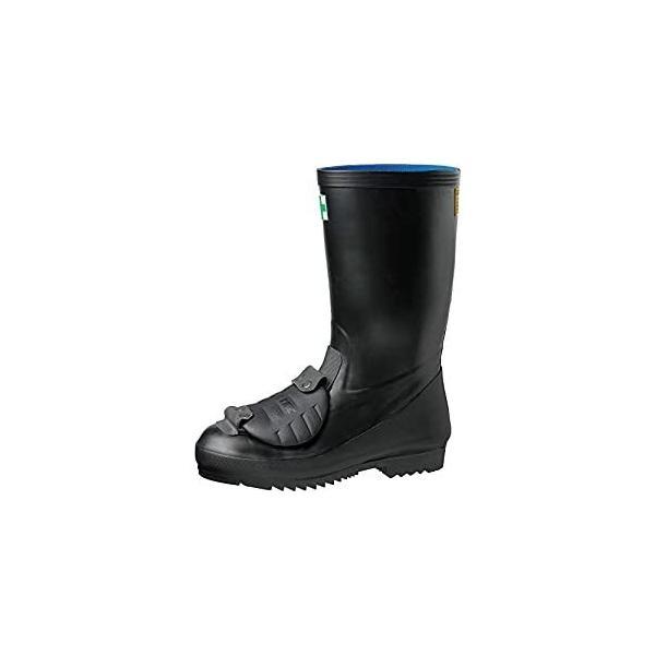 ミドリ安全 ミドリ安全 甲プロ固定式 JIS安全長靴 966甲プロM2 25.5cm 966KPM2-25.5 [A060420]