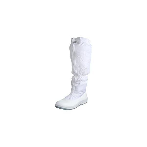 ミドリ安全 ミドリ安全 静電安全靴 SCR1200 フード ホワイト 26.5cm SCR1200-H-26.5 [A062101]