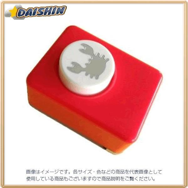 カール事務器 クラフトパンチ小 Crab [906071] CP-1 カニ [F020302]