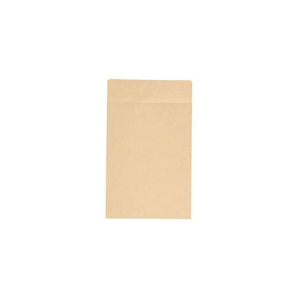 壽堂紙製品 角2クラフト角底マチ付テープ付封筒10P [35781] No.8346 [F020318]