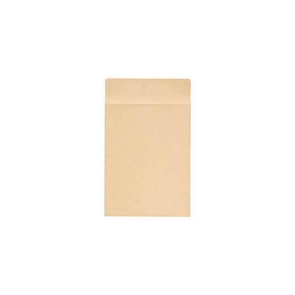 壽堂紙製品 角0クラフト角底テープ付封筒10P [35782] No.8347 [F020318]