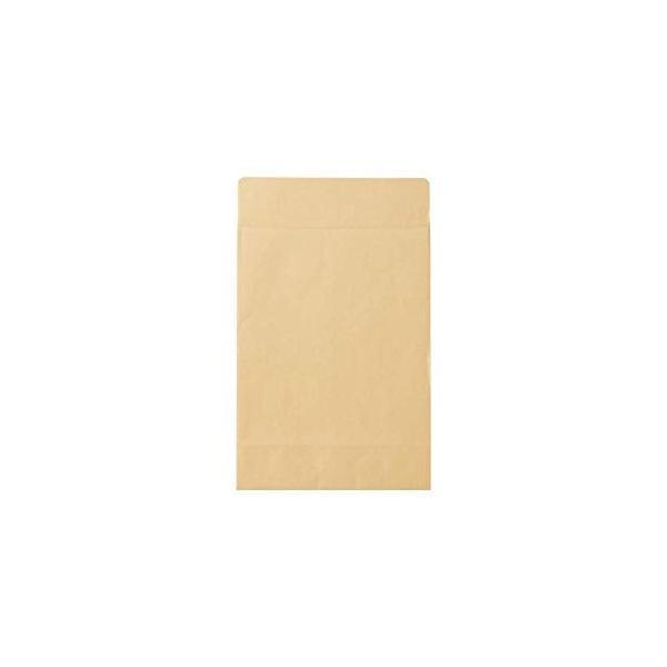 壽堂紙製品 角2クラフト 角底30マチ付封筒10枚入 [38670] No.10049 [F020318]
