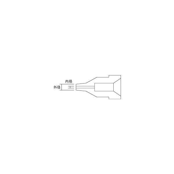 白光 ハッコー ノズル 1.0mm S型 A1003 [A011610]