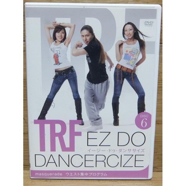 【中古】DVD TRF イージー・ドゥ・ダンササイズ DISC6