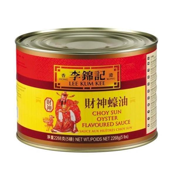 【中国】 李錦記財神かき油 財神オイスターソース