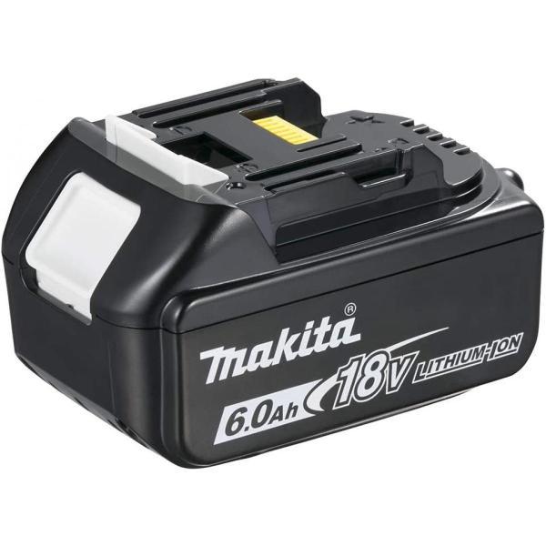 純正 BL1860B リチウムイオン バッテリー 18V 6.0ah 電池残量インジケーター付き A-60464 マキタmakita