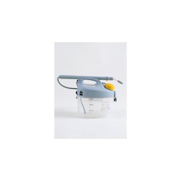 乾電池式 噴霧器 タンク 3L ガーデンマスター GT-3S 洗浄スイッチ付 単一 電池 4本 防除 消毒 散布 肩掛け 工進 KOSHIN