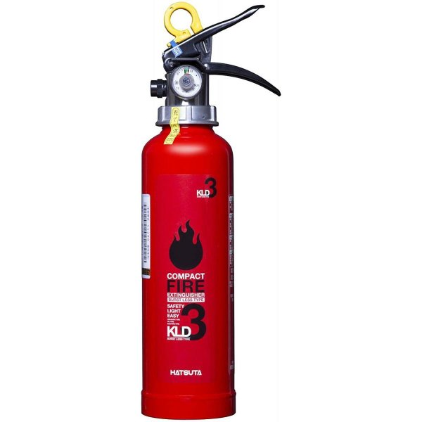 蓄圧式 粉末(ABC)消火器 3型 KLD-3
