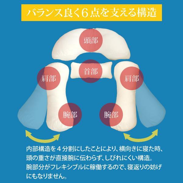 枕 肩こり 首こり クールな抱かれ枕 冷感 クール 冷却 ひんやり 夏 dakaremakura 10