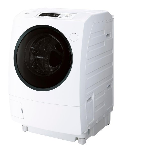 TOSHIBA ZABOON ドラム式洗濯9kg/乾燥5kg TW-95G8L