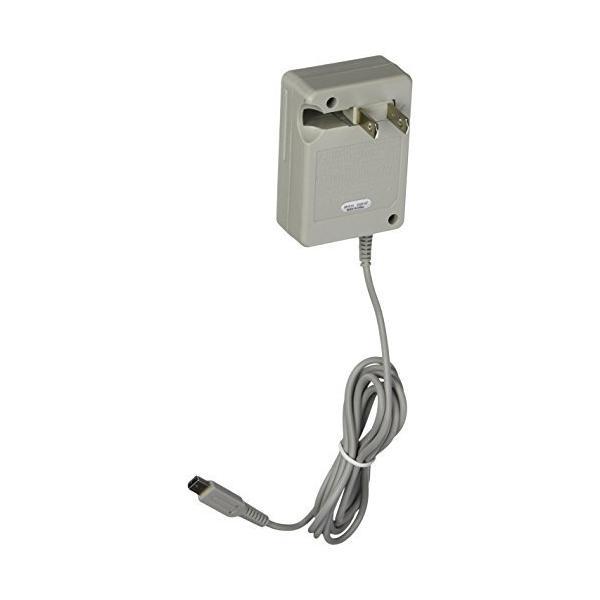 任天堂3DS/DSi/XL用の汎用AC電源アダプタ充電器北米版GenericACPowerAdapterChargerforNi