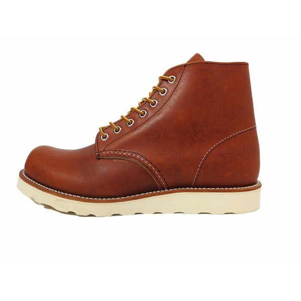 red wing 8822 6inch round toe boots レッドウィング ワークブーツ